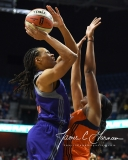 WNBA Connecticut Sun 83 vs. Phoenix Mercury 88 (40)