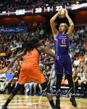 WNBA Connecticut Sun 83 vs. Phoenix Mercury 88 (42)