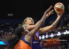 WNBA Connecticut Sun 83 vs. Phoenix Mercury 88 (43)