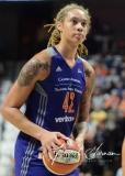 WNBA Connecticut Sun 83 vs. Phoenix Mercury 88 (45)