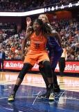 WNBA Connecticut Sun 83 vs. Phoenix Mercury 88 (46)