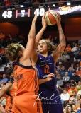 WNBA Connecticut Sun 83 vs. Phoenix Mercury 88 (49)