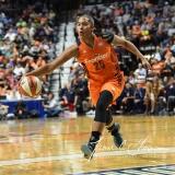 WNBA Connecticut Sun 83 vs. Phoenix Mercury 88 (56)