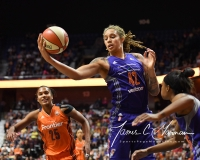 WNBA Connecticut Sun 83 vs. Phoenix Mercury 88 (59)