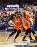 WNBA Connecticut Sun 83 vs. Phoenix Mercury 88 (60)