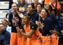 WNBA Connecticut Sun 83 vs. Phoenix Mercury 88 (61)