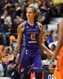 WNBA Connecticut Sun 83 vs. Phoenix Mercury 88 (63)