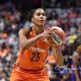 WNBA Connecticut Sun 83 vs. Phoenix Mercury 88 (64)