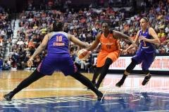 WNBA Connecticut Sun 83 vs. Phoenix Mercury 88 (66)