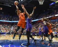 WNBA Connecticut Sun 83 vs. Phoenix Mercury 88 (67)