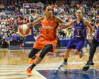 WNBA Connecticut Sun 83 vs. Phoenix Mercury 88 (68)