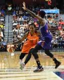 WNBA Connecticut Sun 83 vs. Phoenix Mercury 88 (71)
