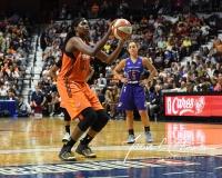 WNBA Connecticut Sun 83 vs. Phoenix Mercury 88 (72)