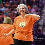 WNBA Connecticut Sun 83 vs. Phoenix Mercury 88 (75)
