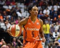 WNBA Connecticut Sun 83 vs. Phoenix Mercury 88 (76)