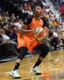 WNBA Connecticut Sun 83 vs. Phoenix Mercury 88 (77)