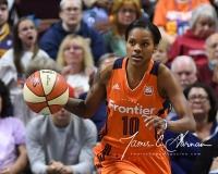WNBA Connecticut Sun 83 vs. Phoenix Mercury 88 (79)