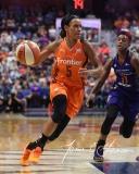 WNBA Connecticut Sun 83 vs. Phoenix Mercury 88 (80)