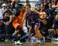 WNBA Connecticut Sun 83 vs. Phoenix Mercury 88 (87)