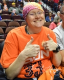 WNBA Connecticut Sun 83 vs. Phoenix Mercury 88 (9)