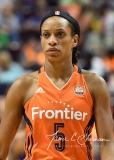 WNBA Connecticut Sun 83 vs. Phoenix Mercury 88 (92)