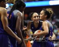 WNBA Connecticut Sun 83 vs. Phoenix Mercury 88 (94)
