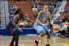 WNBA Pre-Season - Chicago Sky 95 vs. Atlanta Dream 75 (10)