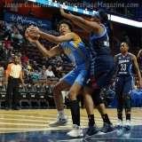 WNBA Pre-Season - Chicago Sky 95 vs. Atlanta Dream 75 (12)
