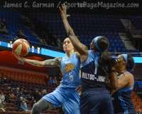 WNBA Pre-Season - Chicago Sky 95 vs. Atlanta Dream 75 (14)
