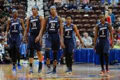 WNBA Pre-Season - Chicago Sky 95 vs. Atlanta Dream 75 (16)