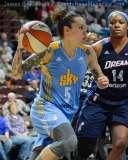 WNBA Pre-Season - Chicago Sky 95 vs. Atlanta Dream 75 (27)