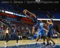 WNBA Pre-Season - Chicago Sky 95 vs. Atlanta Dream 75 (6)