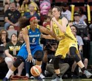Gallery WNBA: Seattle Storm 109 vs. Dallas Wings 93