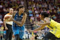 CHUCKARELEI_3734Gallery WNBA: Seattle Storm 62 vs. Minnesota Lynx 61