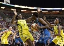 Gallery WNBA: Seattle Storm 62 vs. Minnesota Lynx 61