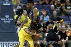 Gallery WNBA: Seattle Storm 65 vs Indiana Fever 61
