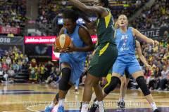 Gallery WNBA: Seattle Storm 66 vs Atlanta Dream 77