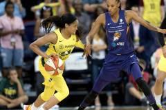 Gallery WNBA: Seattle Storm 67 vs Phoenix Mercury 69