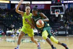 Gallery WNBA: Seattle Storm 69 vs Dallas Wings 57
