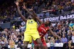 Gallery WNBA: Seattle Storm 69 vs Las Vegas Aces 66