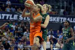 Gallery WNBA: Seattle Storm 70 vs Connecticut Sun 89
