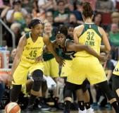 Gallery WNBA: Seattle Storm 70 vs. New York Liberty 79