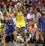 Gallery WNBA: Seattle Storm 71 vs. Phoenix Mercury 75