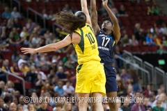 Gallery WNBA: Seattle Storm 72 vs Indiana Fever 63