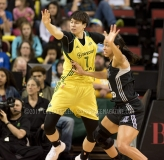 Gallery WNBA: Seattle Storm 75 vs. San Antonio Stars 57
