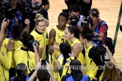 Gallery WNBA: Seattle Storm 75 vs Washington Mystics 73