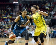 Gallery WNBA: Seattle Storm 77 vs. Minnesota Lynx 100