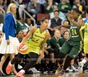 Gallery WNBA: Seattle Storm 78 vs Dallas Wings 66