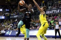 Gallery WNBA: Seattle Storm 78 vs New York Liberty 69