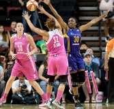 Gallery WNBA: Seattle Storm 79 vs Los Angeles Sparks 72